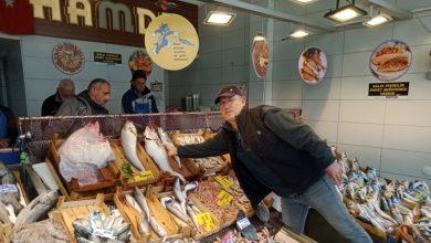 Corona, balık pazarına uğrayamadı