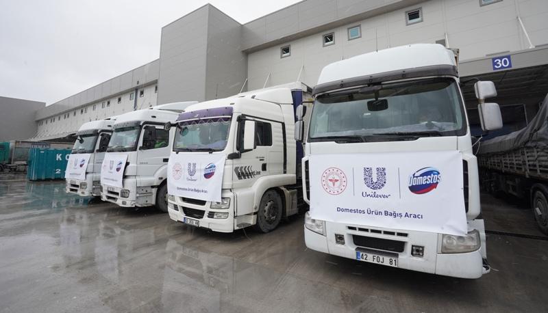 Unilever'den çamaşır suyu desteği