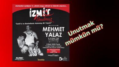 İzmit Belediyesi, Gazozcu Mehmet'i anacak