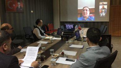 Körfez Ticaret Odası Nisan Ayı Toplantısı Yapıldı