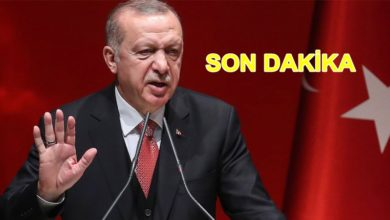 Erdoğan, istifayı kabul etmedi