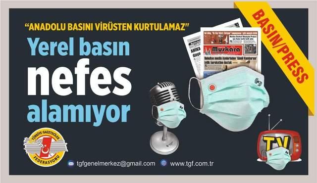 """ANADOLU BASINI VİRÜSTEN KURTULAMAZ"""