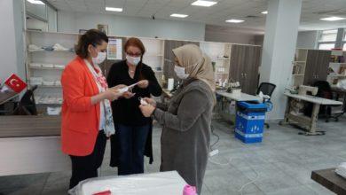 Başkan Hürriyet'ten esnaf ve vatandaşa maske müjdesi