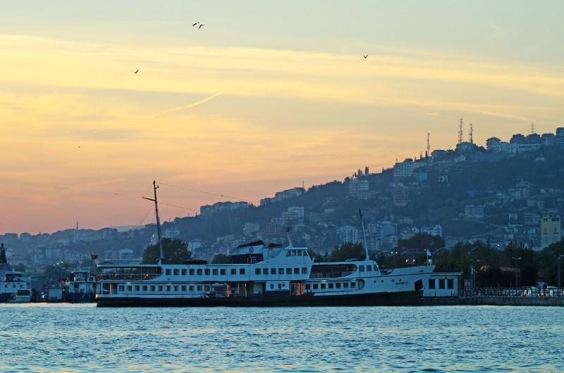 Deniz ulaşımı kaldığı yerden…