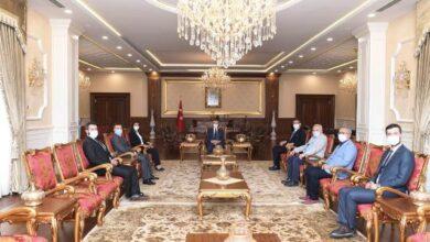CHP Kocaeli'den Vali Aksoy'a veda ziyareti