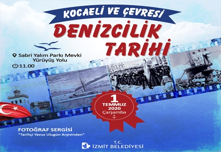 İzmit Belediyesi, denizcilik tarihine ışık tutacak
