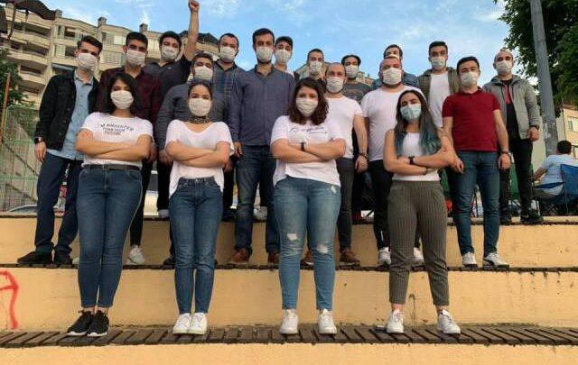 CHP'li gençlerden örnek etkinlik