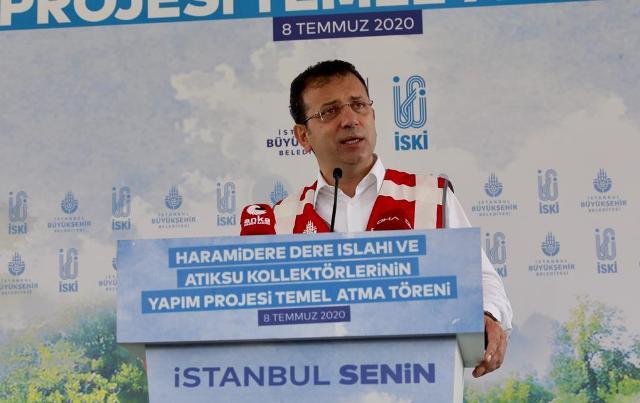 """KANAL İSTANBUL, İSTANBUL'A BİN KAT DAHA FAZLA İHANETTİR"""