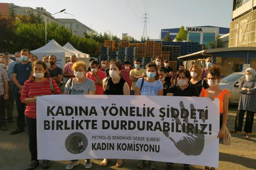 """""""İstanbul Sözleşmesi uygulansın"""""""