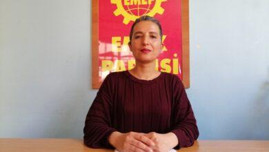 """""""Kadın cinayetlerinin sorumlusu, AKP iktidarıdır"""""""