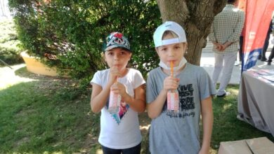 Kız çocukları için Karamürsel Gazozu