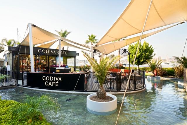 Godiva Café, ilk kez Bodrum'da