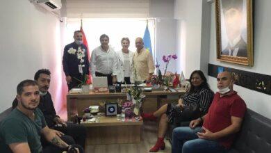 İKM'den İYİ Parti İzmit İlçe'ye Ziyaret
