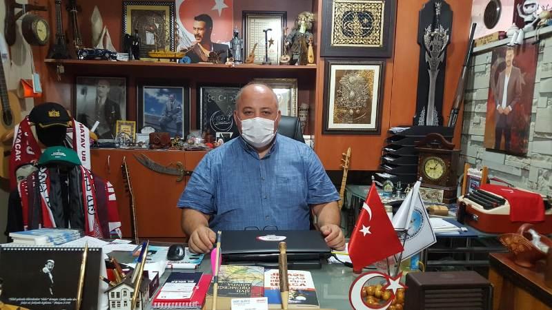 Türk Ocakları'ndan Ata'ya saygı