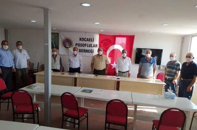 Posoflularda Muhammer Eren yeniden başkan
