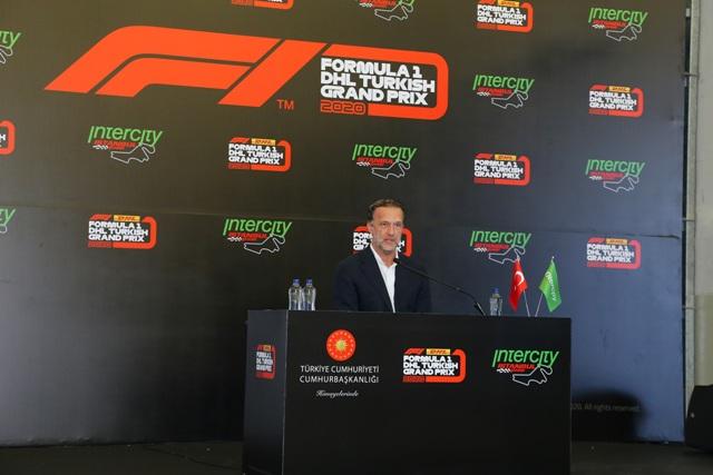 """""""Dünyanın en ucuz Formula 1TM biletlerini biz satacağız"""""""