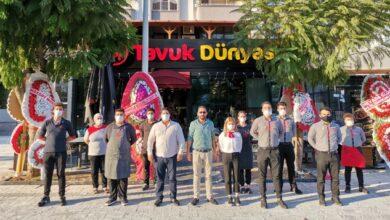 Tavuk Dünyası, Adana'da 6. restoranını açtı