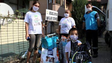 Büyükşehir'den hayvansever STK'lara destek