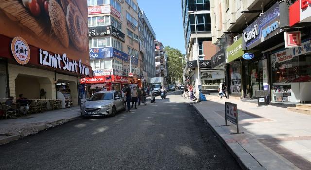 Alemdar Caddesi trafiğe açıldı
