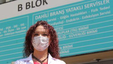 Türk Sağlık Sen'den anlamlı mask