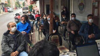 Emek Partisi Derince'de başkan Özdemir