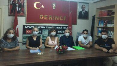 CHP DERİNCE, ÇALIŞMALARINA DEVAM DİYOR