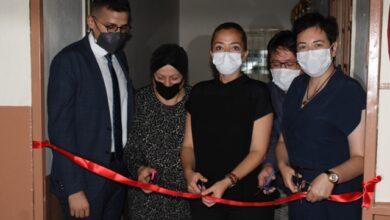 Sağlam-Yılmaz Hukuk Bürosu açıldı