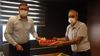 Emekli Sen, CHP'ye misafir oldu