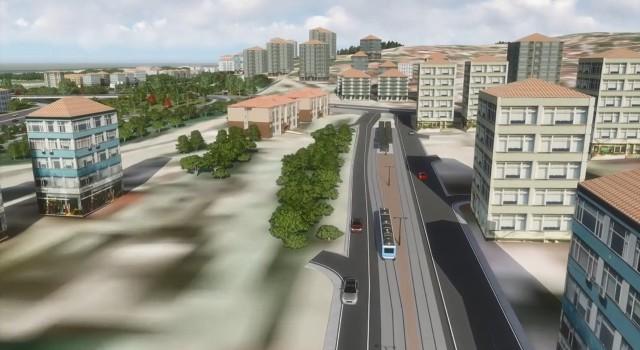 Kuruçeşme tramvay hattı için ilk adım