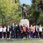 CHP Kocaeli, CHP'nin 97. Yaşını Ata'nın huzurunda kutladı