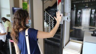 İzmit Belediyesi'nden korona virüse karşı yeni önlemler