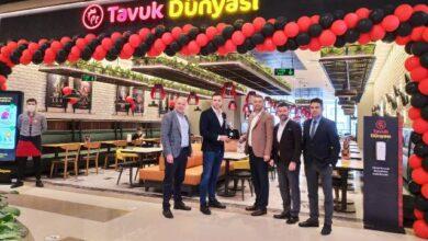 Tavuk Dünyası'ndan Üsküdar'a ikinci restoran