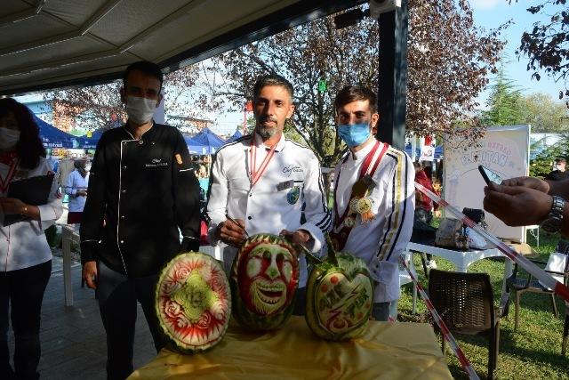 Gastro- İzmit'te genç şefler yarıştı