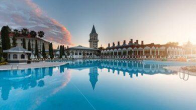 Swandor Hotels & Resorts Topkapı Palace'e en prestijli ödül