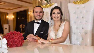 Tuğçenur ile Ensar, rüya gibi bir düğünle evlendi