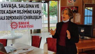 """""""Seçeneğimiz demokratik halk iktidarı"""""""