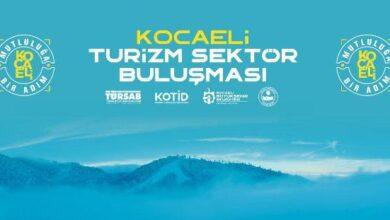 Turizm acentaları Kocaeli'de buluşacak