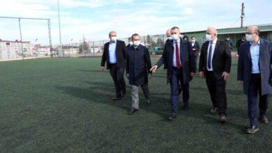 """""""Kocaeli'yi spor alanında gözde kent haline getiriyoruz"""""""