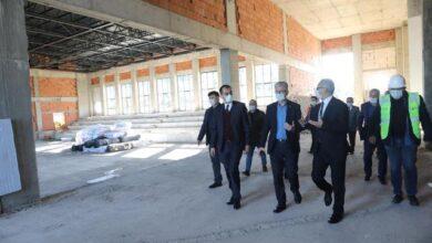 Ellibeş'ten yeni okullara ziyaret