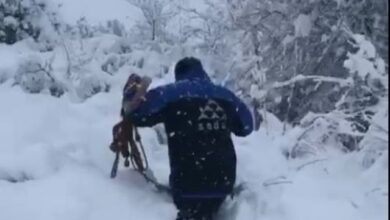 SEDAŞ'ta kar nöbeti aralıksız sürüyor