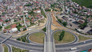 Büyükşehir, önemli projeleri hayata geçirdi
