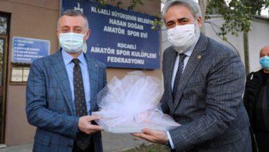 """""""Amatör spor Kocaeli'de daha da güçlenecek"""""""