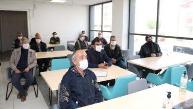 Korona virüs salgınına karşı eğitim