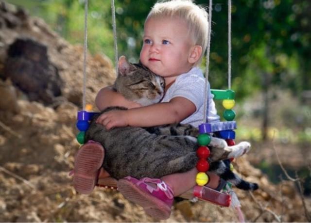 Çocuk gelişiminde rolleri çok büyük