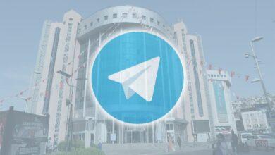 İzmit Belediyesi Telegram'ı da kullanacak