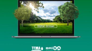 Brisa ve TEMA Vakfı'ndan dijital orman