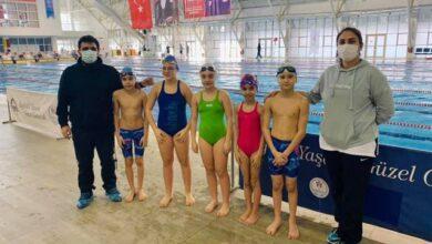 Körfezli yüzücüler bölge finalinde