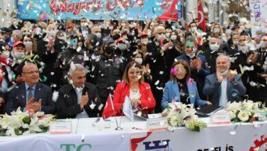 İzmit Belediyesi'nde tarihi gün