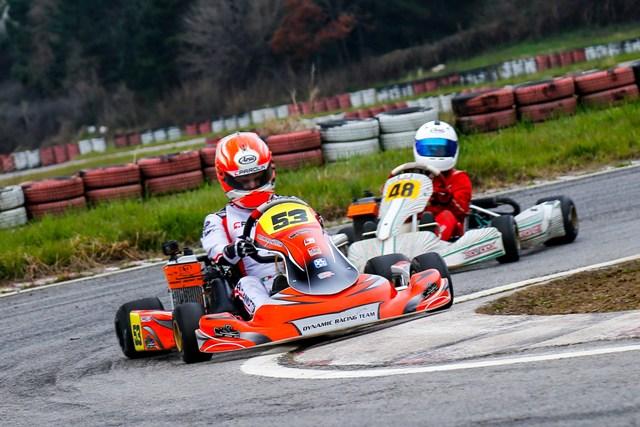 TOSFED Karting Akademi Eğitimleri Körfez'de yapıldı