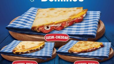 Domino's'tan Tostilla
